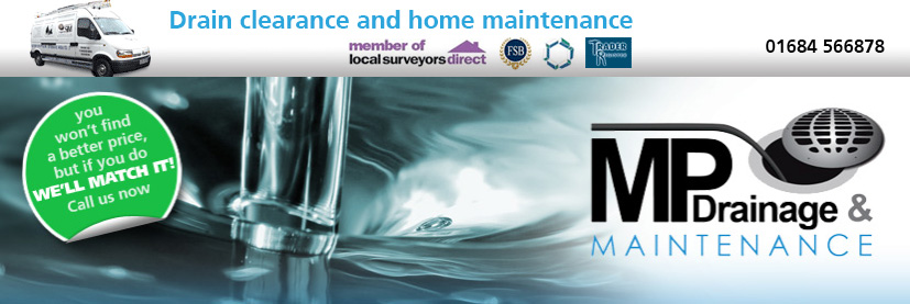 unblock drain hereforshire worcestershire
